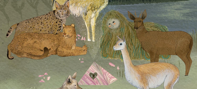 Animales cuento #12